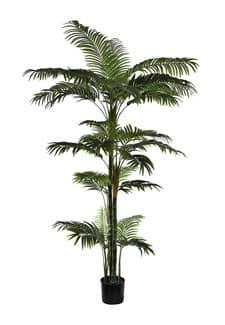 Areca Kunstpalme 190 cm grün getopft