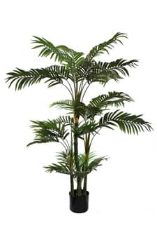 Areca Kunstpalme grün 120 cm
