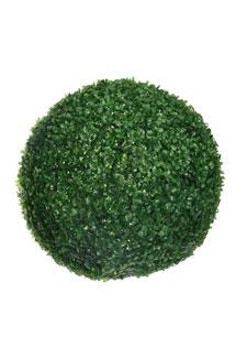 Deko Buchsbaumkugel 54 cm grün