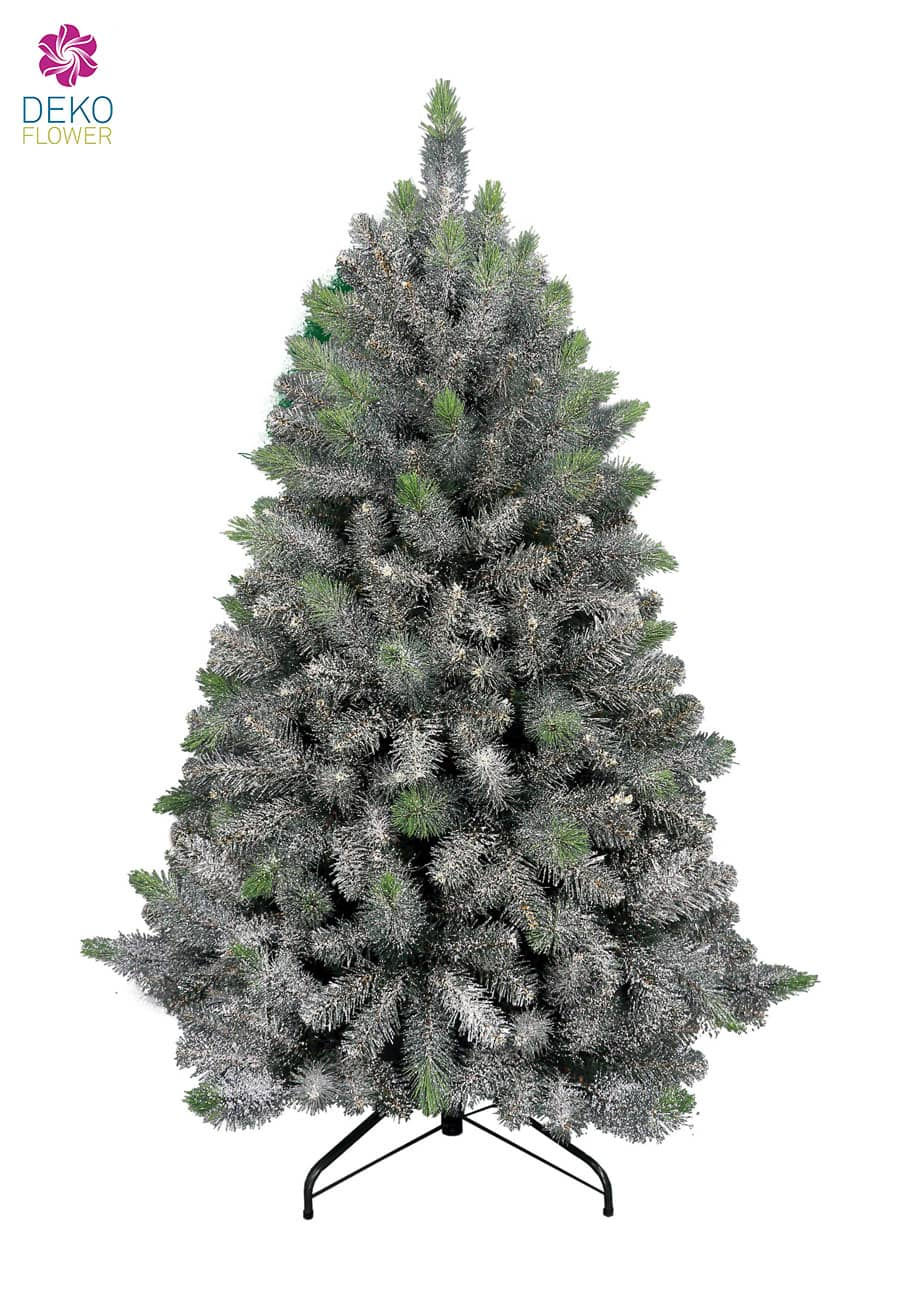 Deko Tannenbaum Glittered Arctic 150 cm