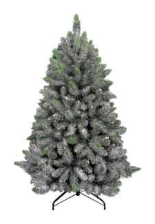 k nstliche weihnachtsb ume glittered arctic spruce. Black Bedroom Furniture Sets. Home Design Ideas