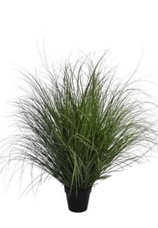 Dekogras grün getopft 108 cm