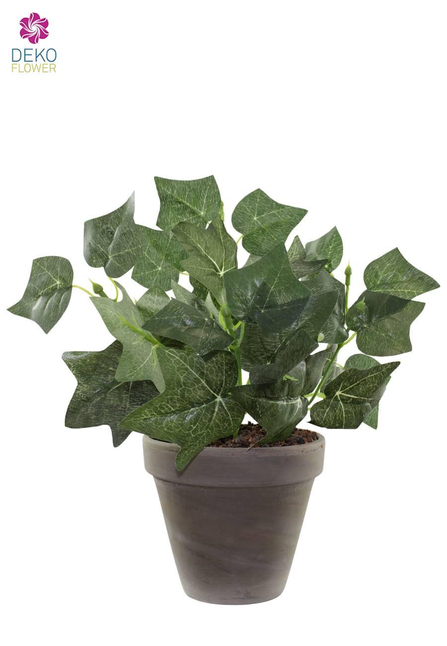 Efeu Kunstpflanze im Topf 27 cm