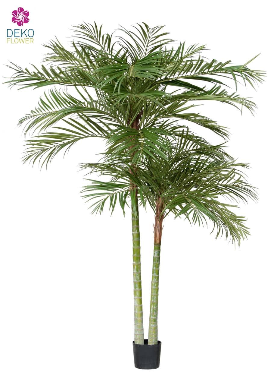 Künstliche Areca Palme Deluxe 210cm