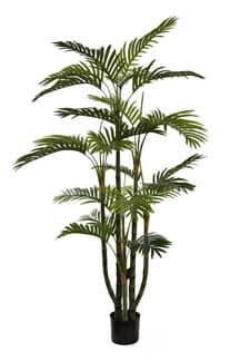 Künstliche Areca Palme grün 150 cm