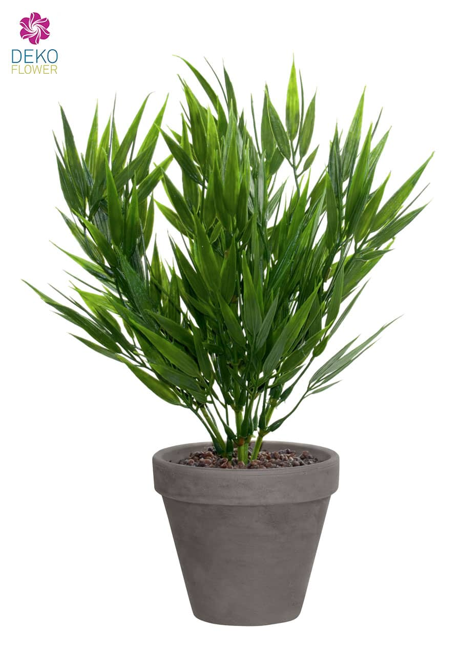 Bambus Kunstpflanze 36cm