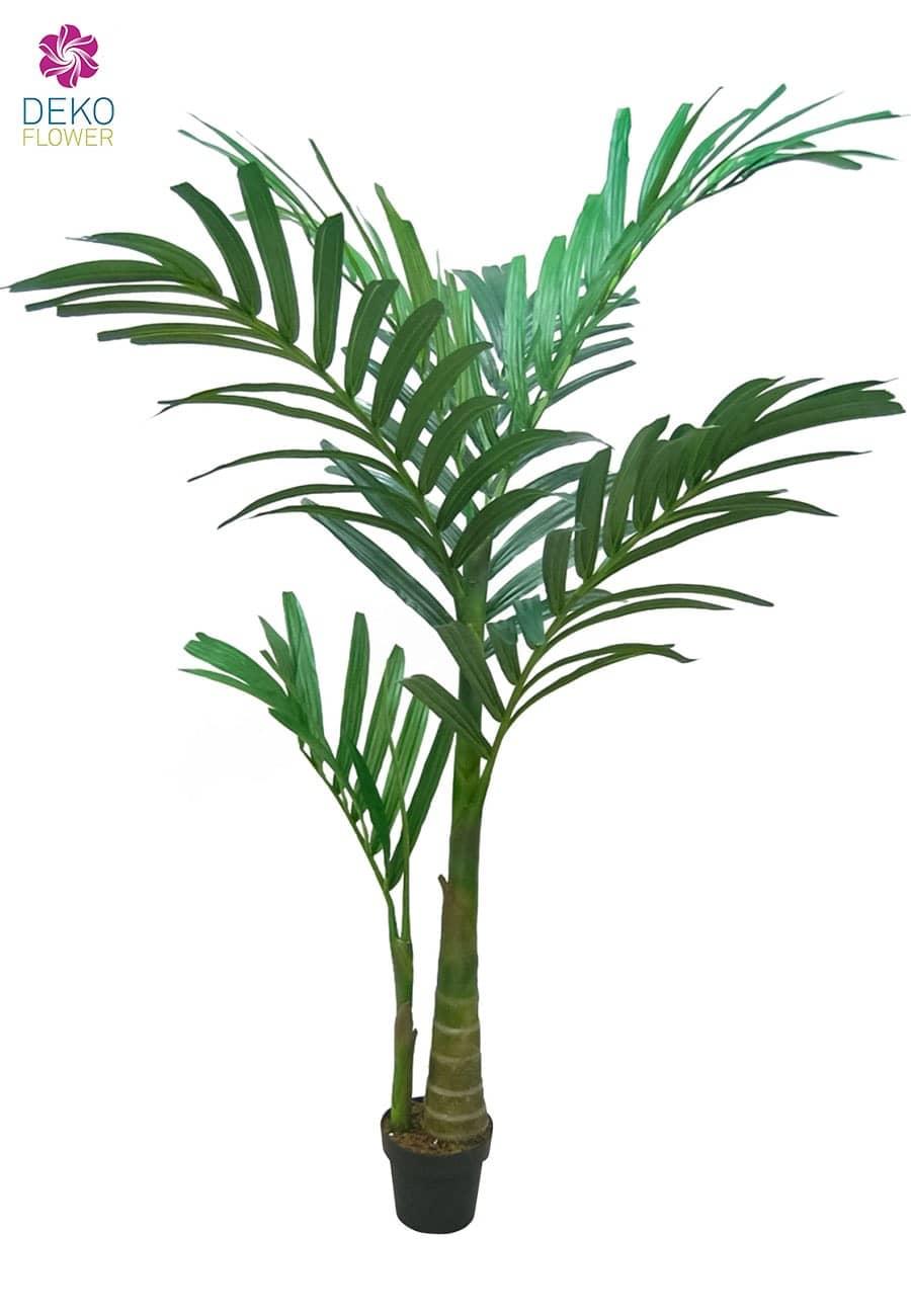 Künstliche Bangalow Palme 180 cm