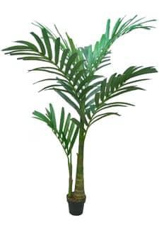 Künstliche Bungalow Palme 180 cm