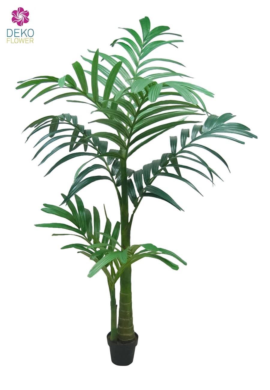 Künstliche Bungalow Palme 210 cm