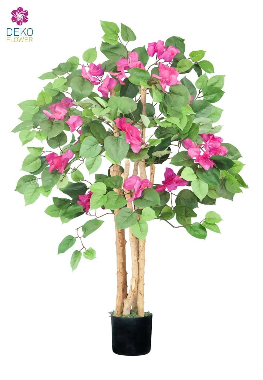 Bougainvillea Kunstpflanze ca. 90 cm