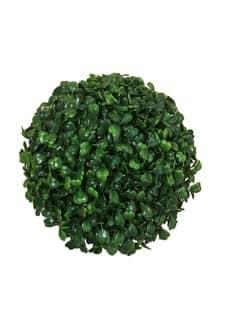 Künstliche Buchsbaumkugel 18 cm
