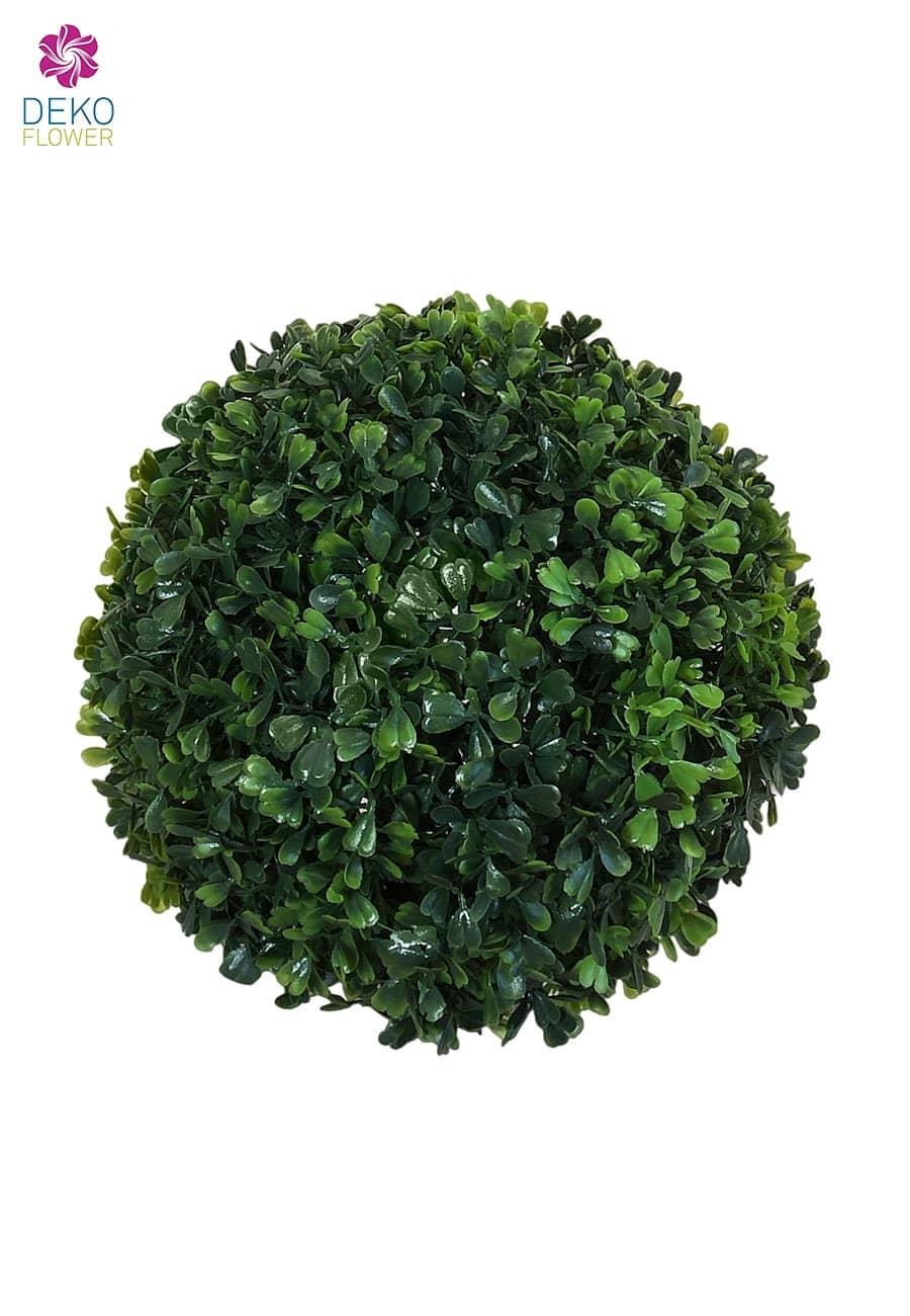 Künstliche Buchsbaum-Kugel ca. 22.5cm