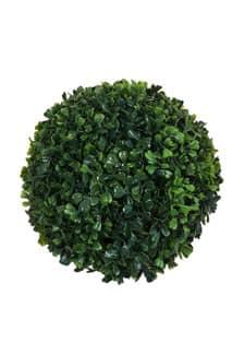 Künstliche Buchsbaumkugel 23 cm