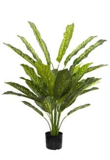 Künstliche Dieffenbachia im Topf 110 cm