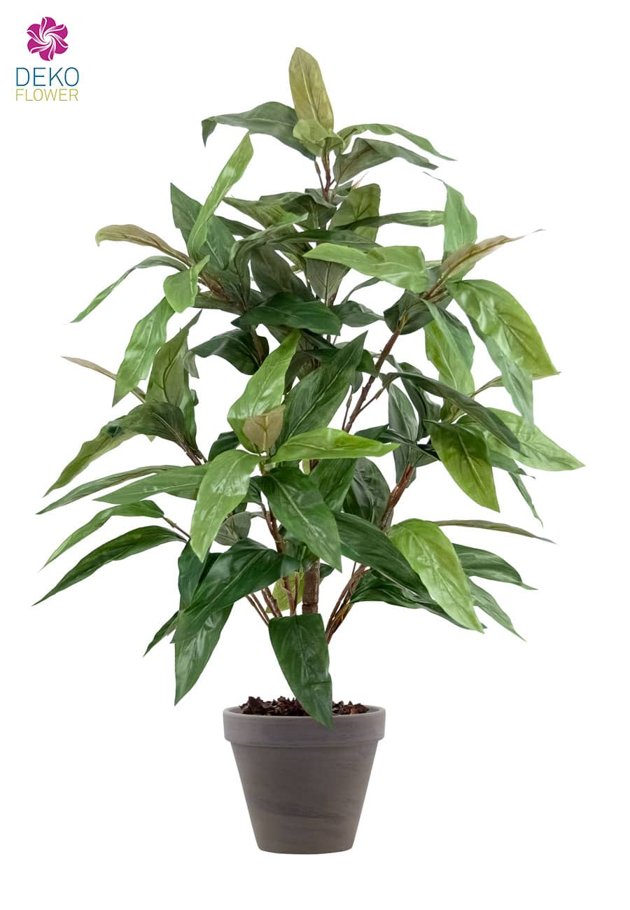 Kunstpflanze Dracaena grün 90cm
