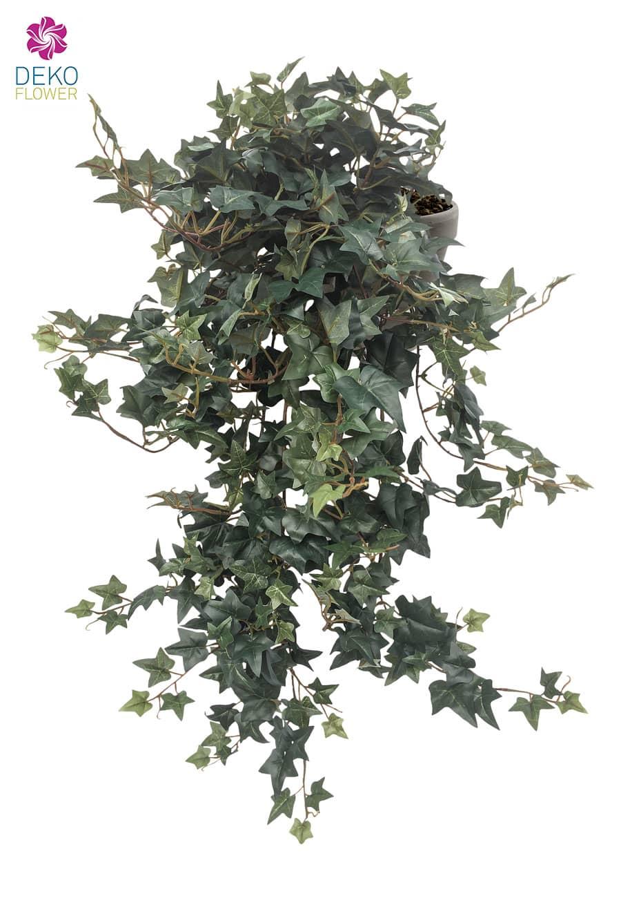 Künstliche Efeuranke im Topf 70 cm