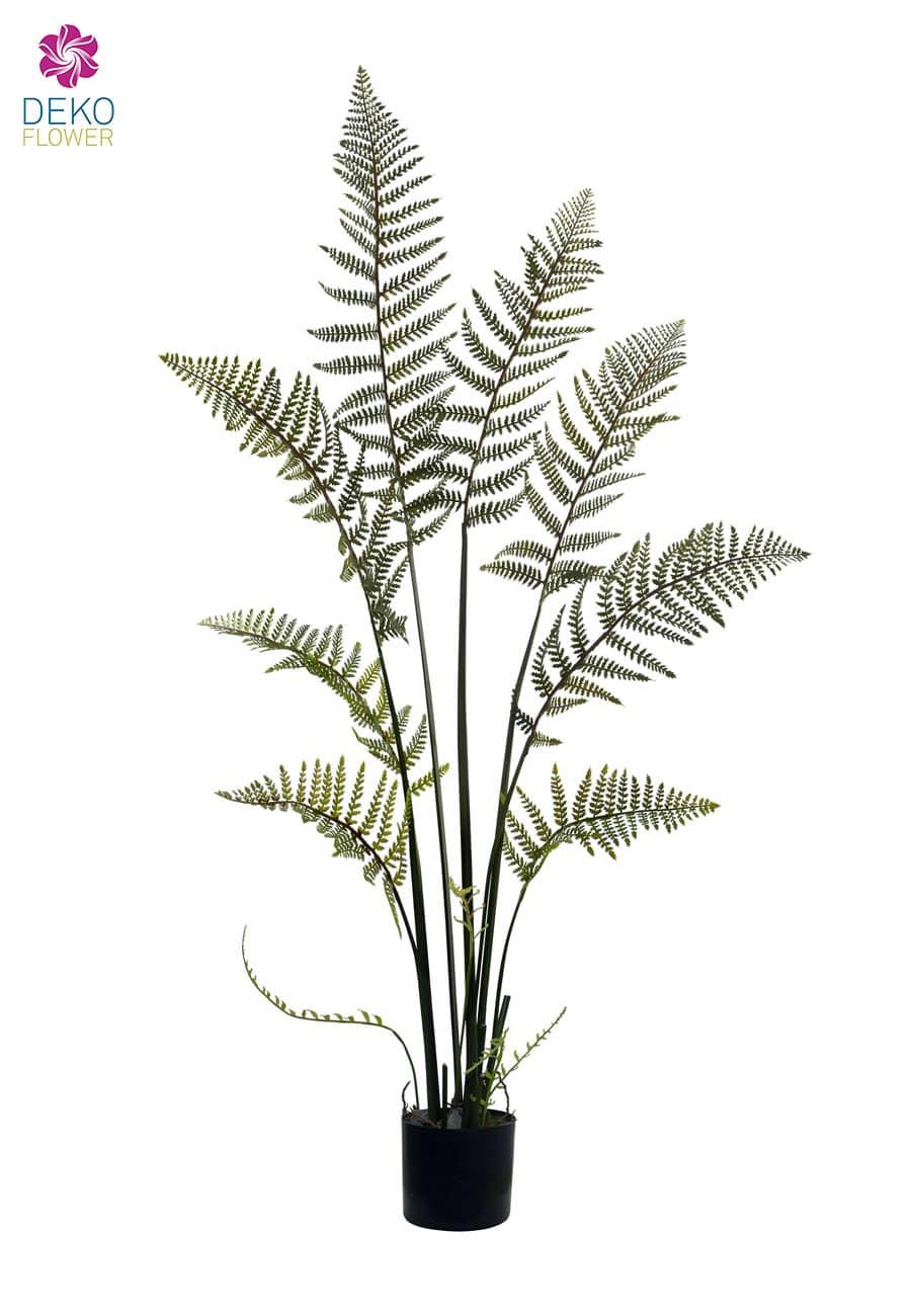 Künstliche Farnpflanze im Topf 130 cm