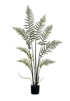 Künstliche Farnpflanze im Topf 130cm
