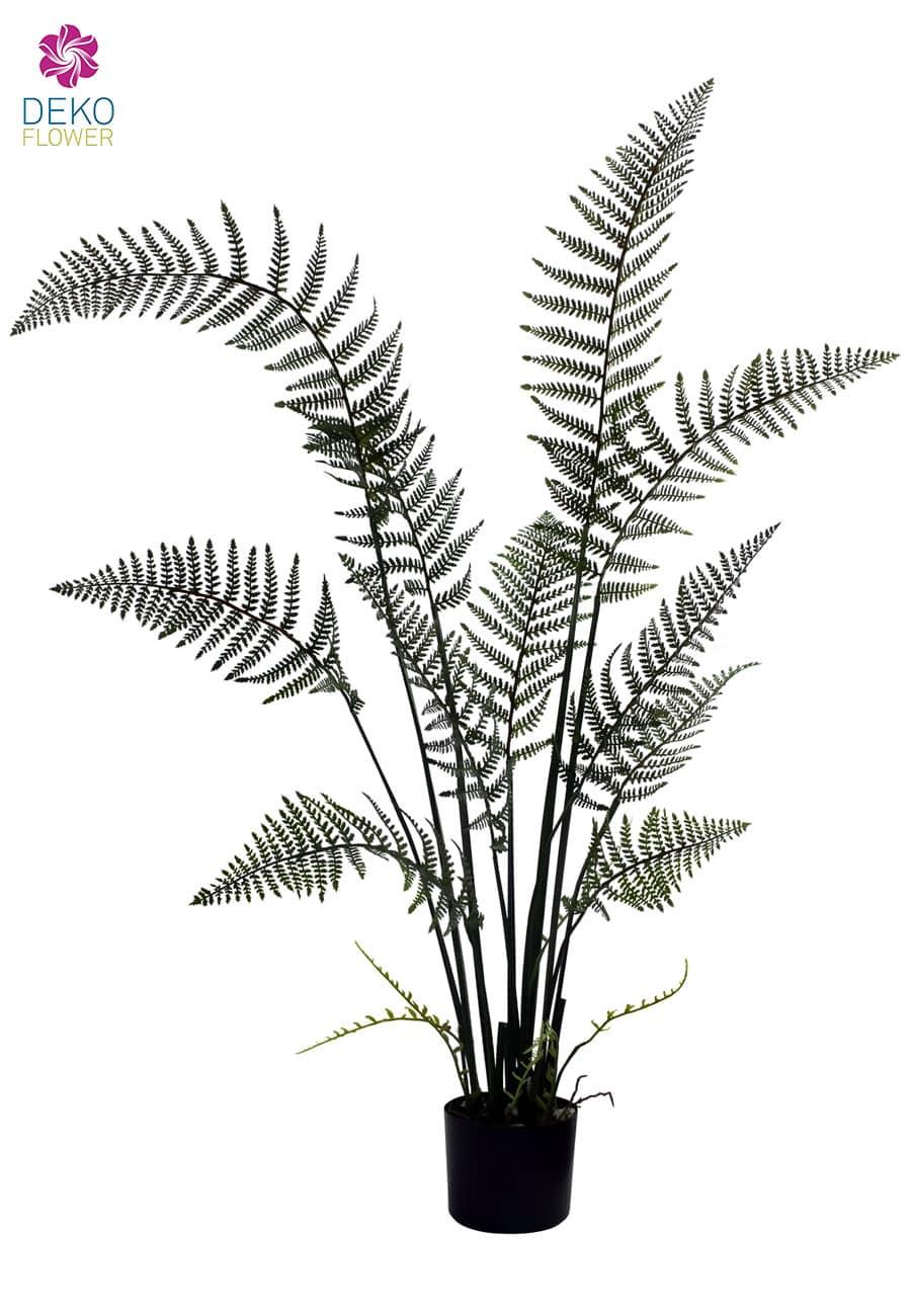 Künstliche Farnpflanze im Topf 150cm