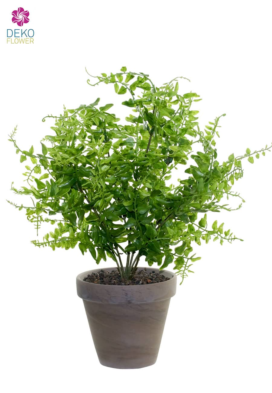 Kunstpflanze Farn 45cm