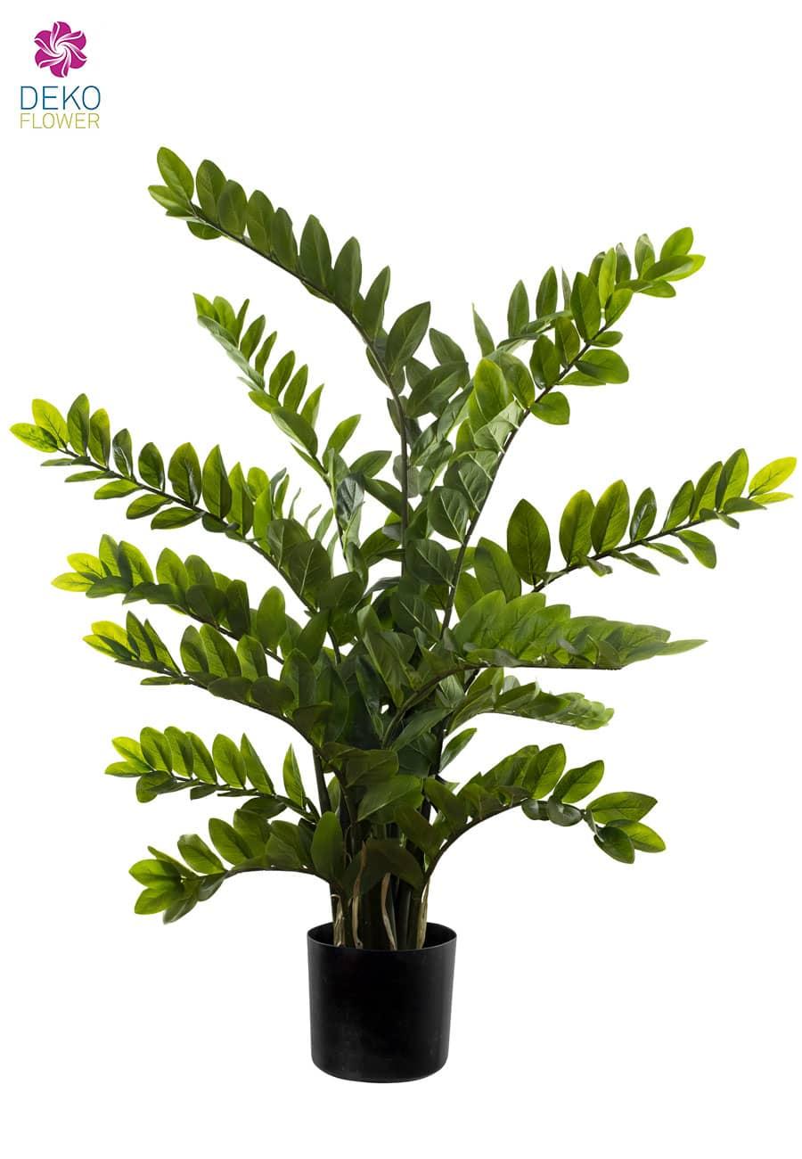 Künstliche Grünpflanze Zamiifolia 120 cm
