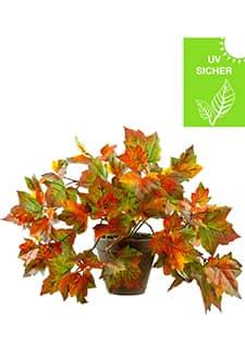 Künstliche Herbstlaub Ranke mit UV Schutz 35/45cm