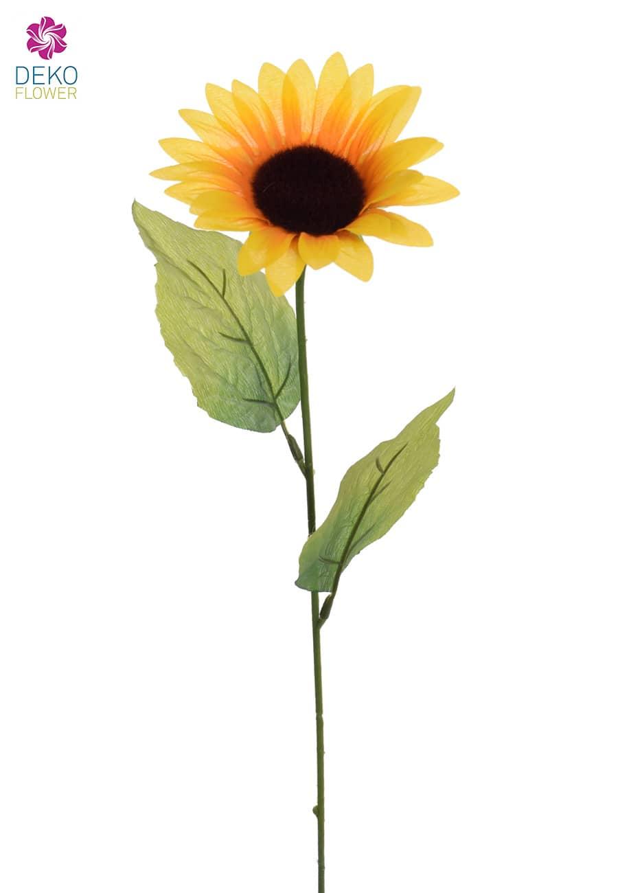 Künstliche Sonnenblumen 61 cm 6er Pack