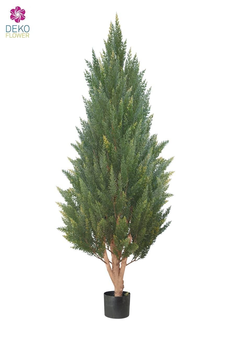Künstlicher Thuja Baum 120 cm
