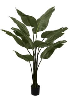 Künstliche Traveller Palme 140 cm grün