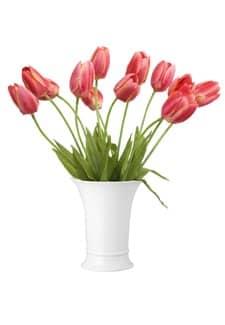 Künstliche Tulpe Gala orange 28 cm 12er-Pack