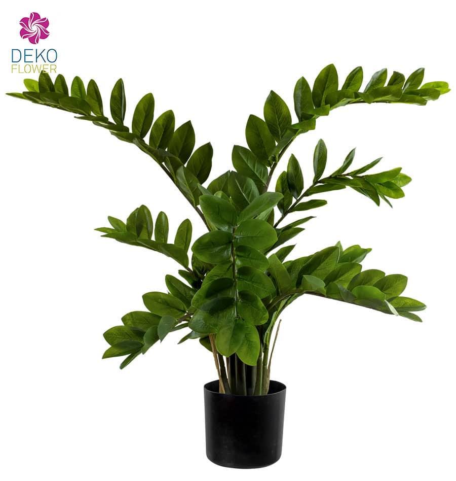 Künstliche Zamiifolia Grünpflanze 70 cm