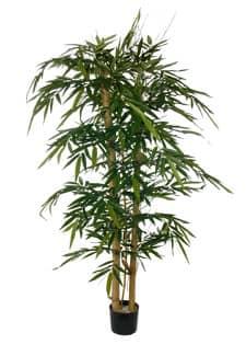 Bambus Kunstbaum mit dicken Stämmen 200 cm