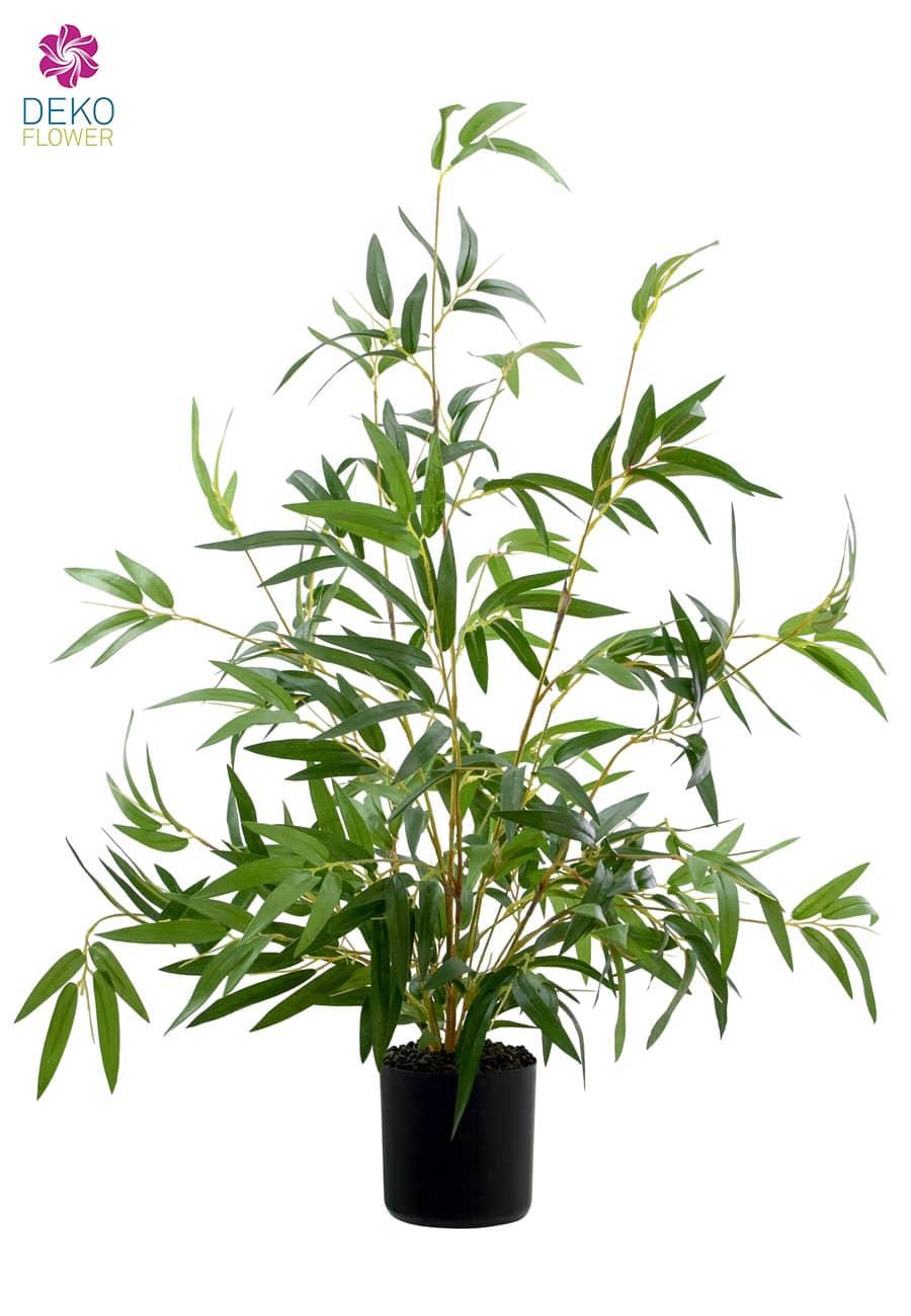 Künstlicher Bambus im Tontopf 70cm