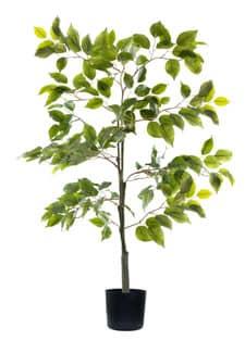 Künstlicher Ficus Baum getopft 115 cm