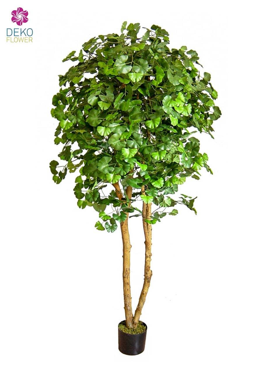 Künstlicher Ginkgo Baum Deluxe 210 cm