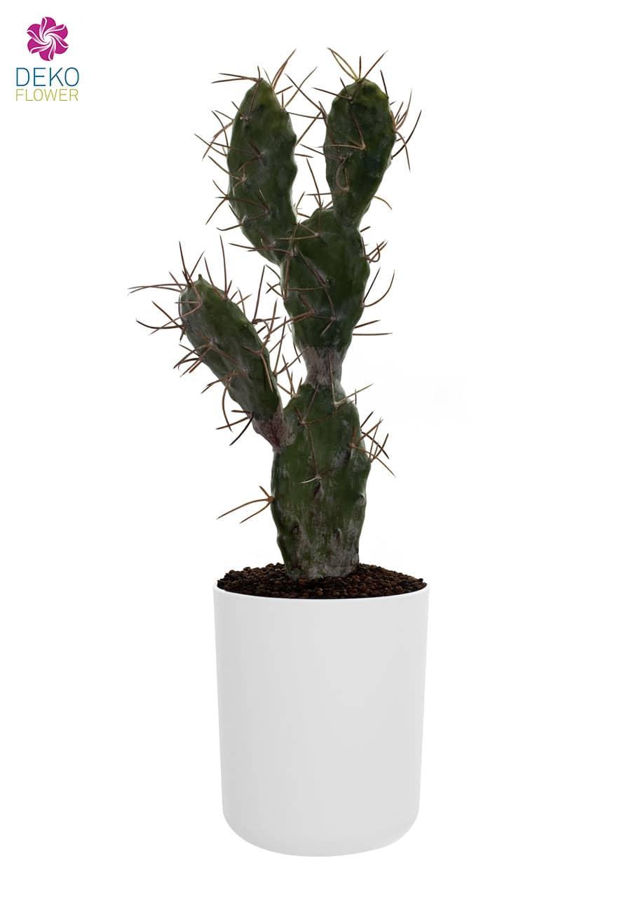 Künstlicher Kaktus 46 cm getopft