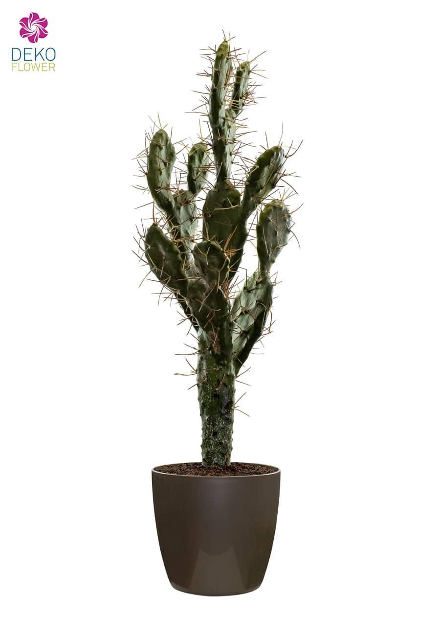 Künstlicher Kaktus 77 cm im Topf