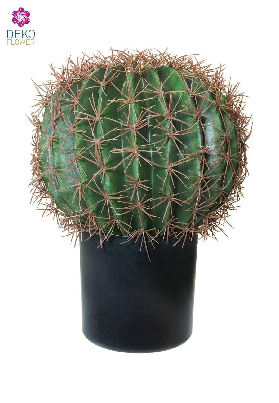 Künstlicher Kugel-Kaktus 22.5 cm