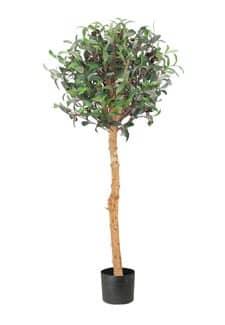 Künstliche Olivenbaum-Kugel 120 cm