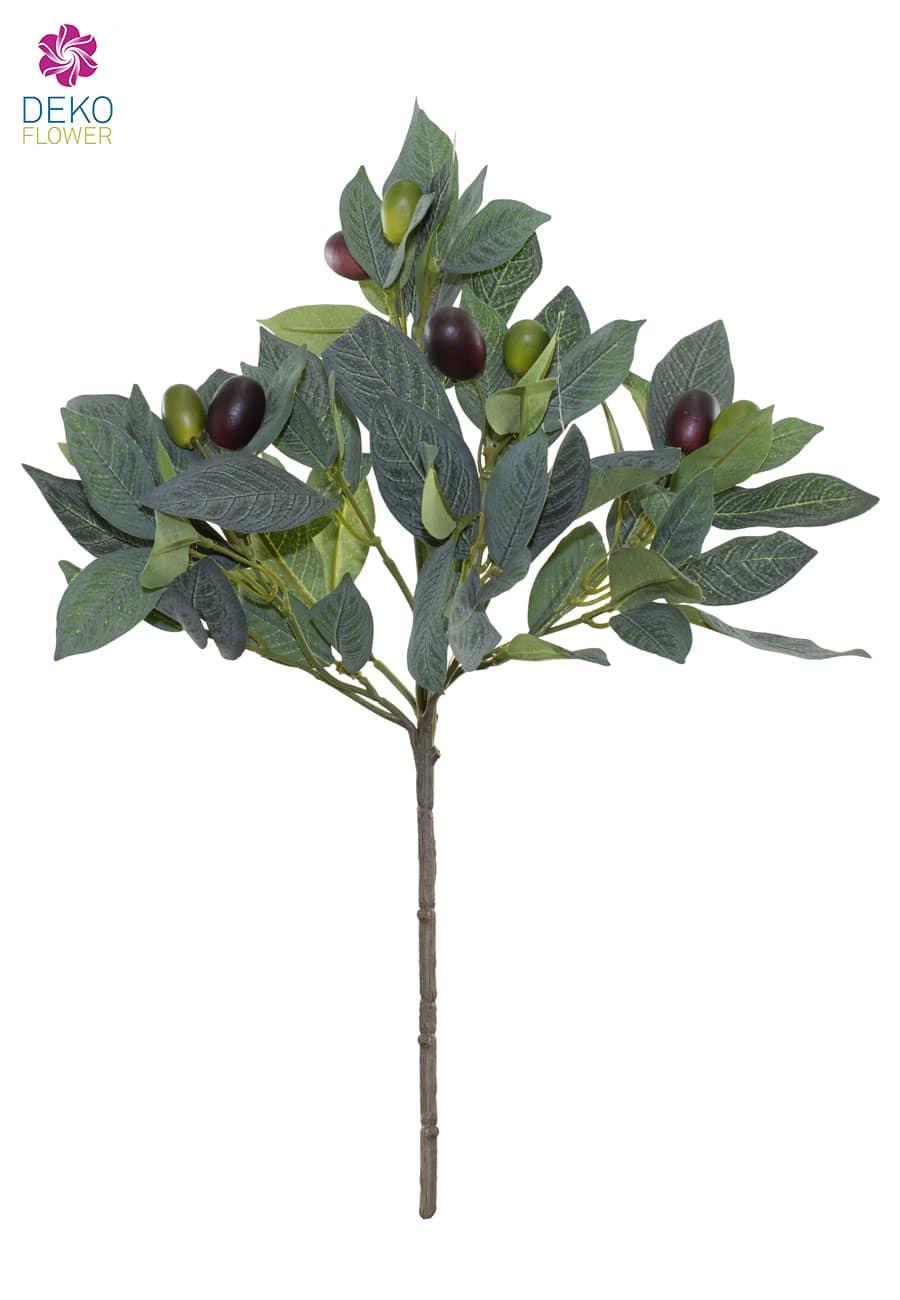Künstlicher Olivenzweig 40 cm