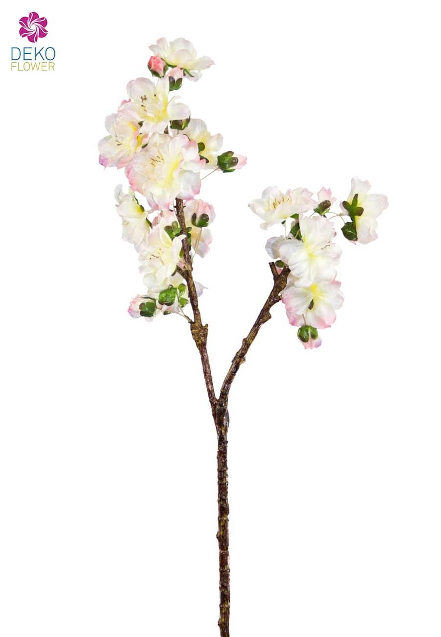 Pfirsichblütenzweig rosa 48cm, 3er-Pack