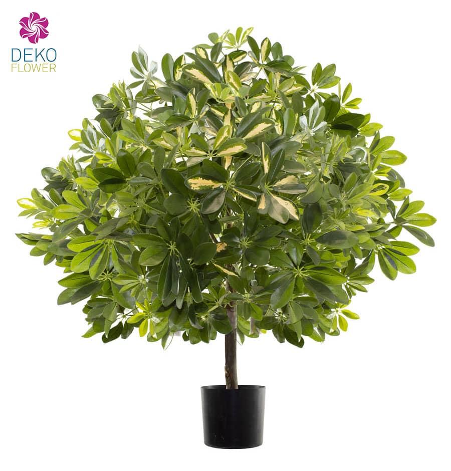 Künstlicher Schefflera Baum 125 cm
