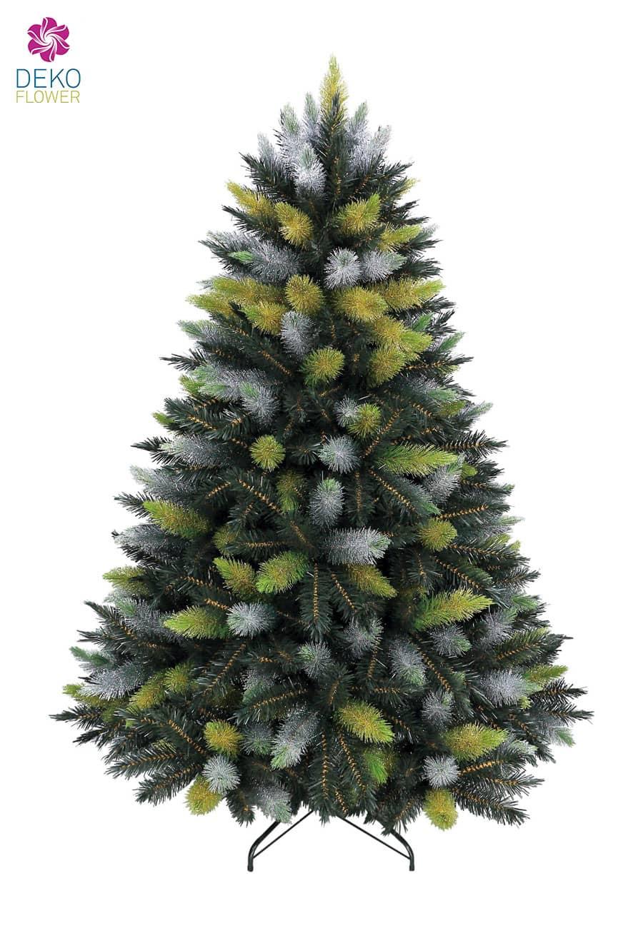 Weihnachtsbaum Künstlich Aussen.Künstlicher Tannenbaum Shimmering Galaxy 180 Cm