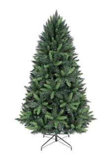 Weihnachtsbaum Black Forest 195 cm in grünschwarz