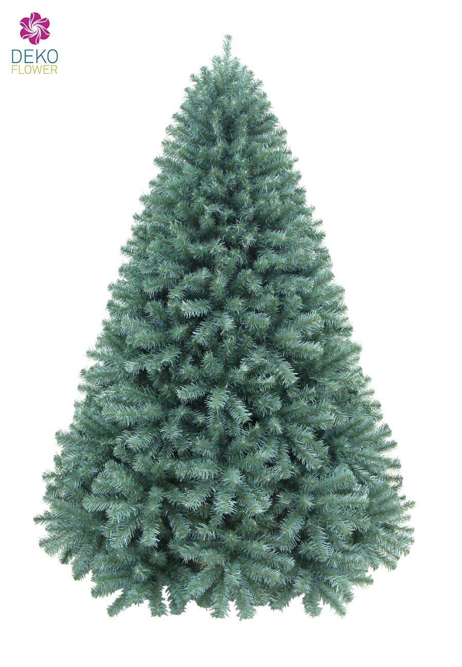 Künstlicher Weihnachtsbaum Für Aussenbereich.Künstlicher Weihnachtsbaum Blue Spruce 225 Cm