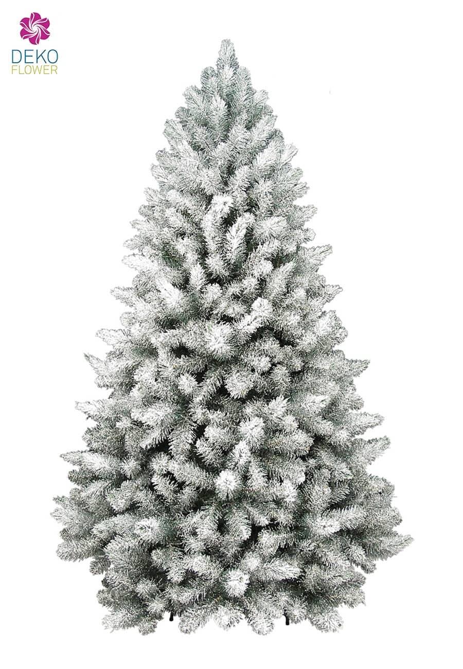 k nstlicher weihnachtsbaum glittered arctic spruce ca 210cm. Black Bedroom Furniture Sets. Home Design Ideas