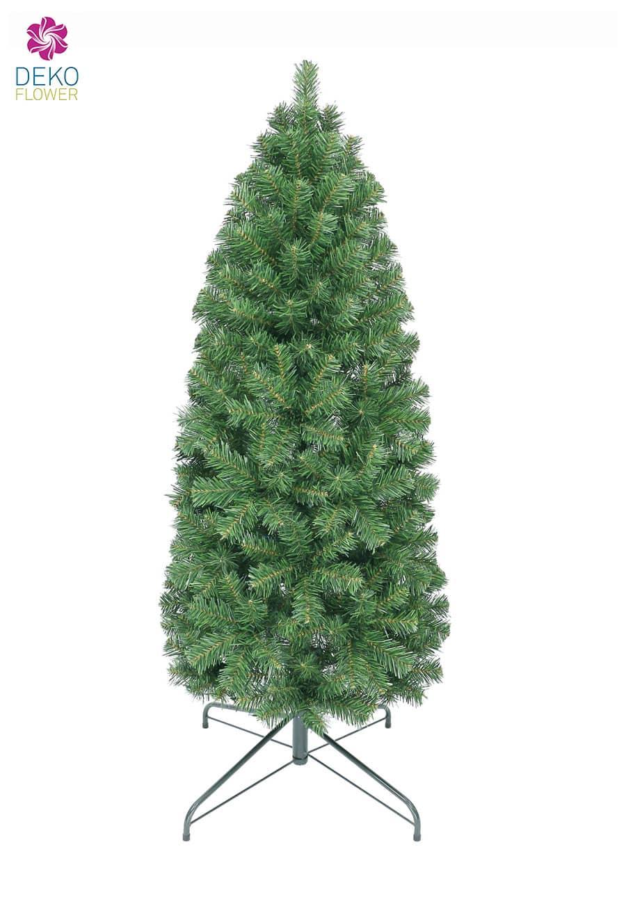 Weihnachtsbaum Slim Pencil Pine 135 cm in grün