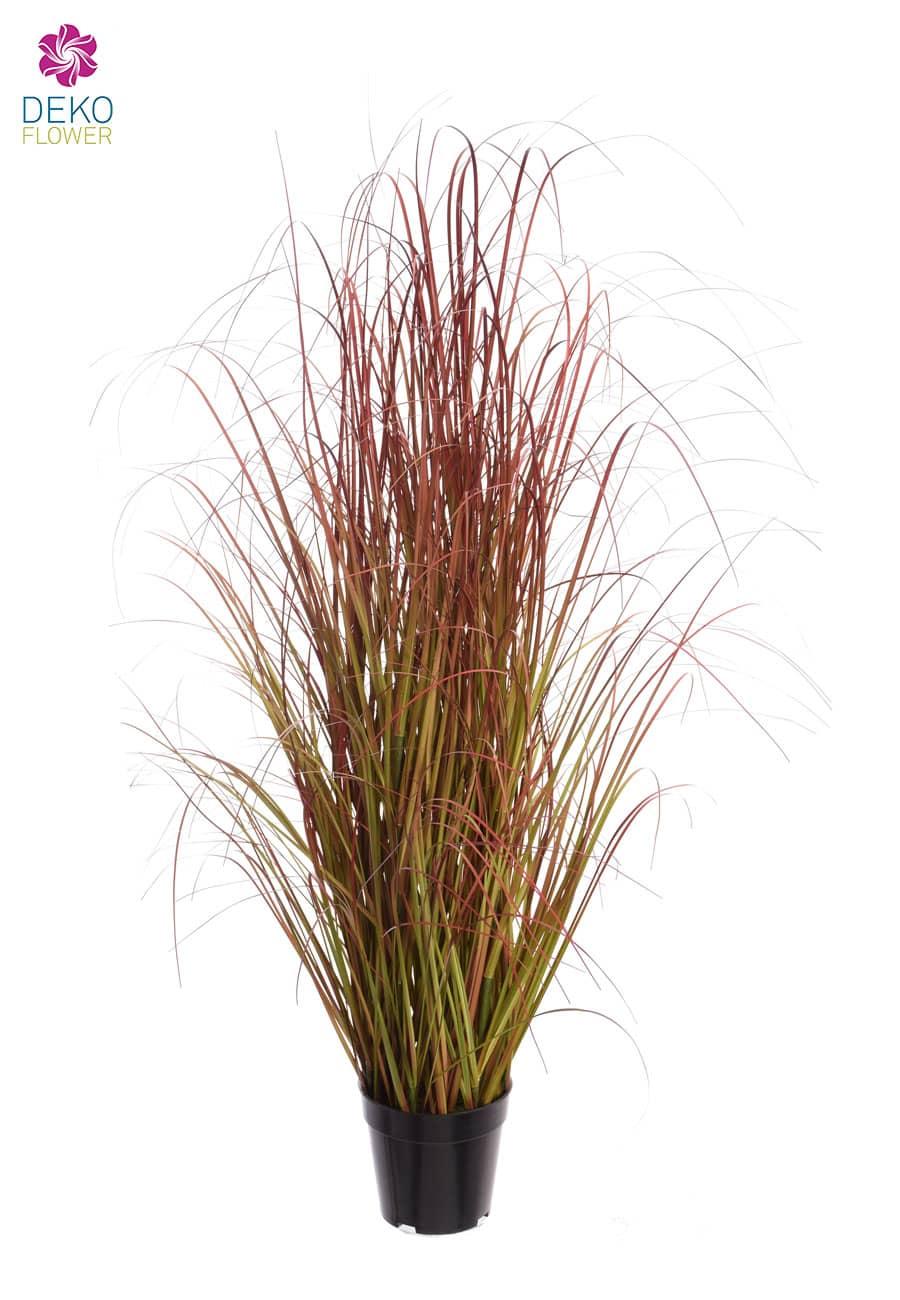 Künstliches Blut Gras 105 cm rot
