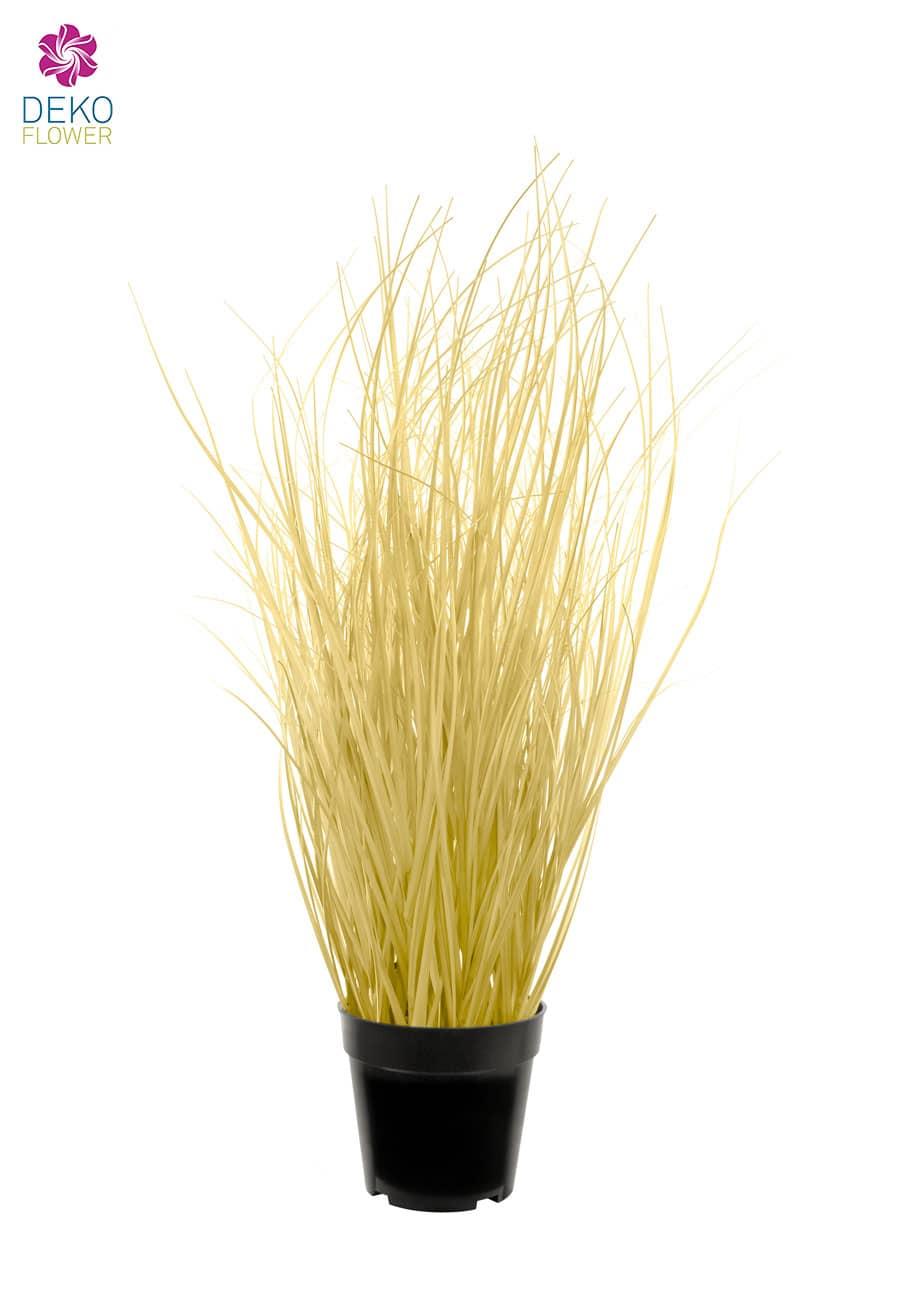 Künstliches Gras 58 cm beige