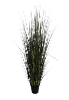 Künstliches Schwertgras grün 150 cm